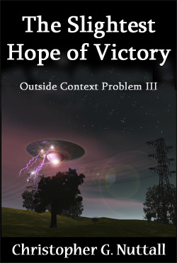 The Slightest Hope of Victory cover