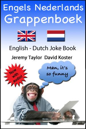 English Dutch Joke Book