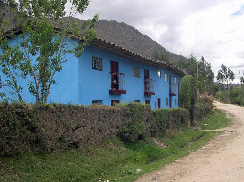 Peruvian cottage