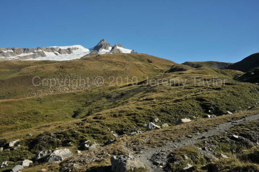 Tour de Mont Blanc - Day 2