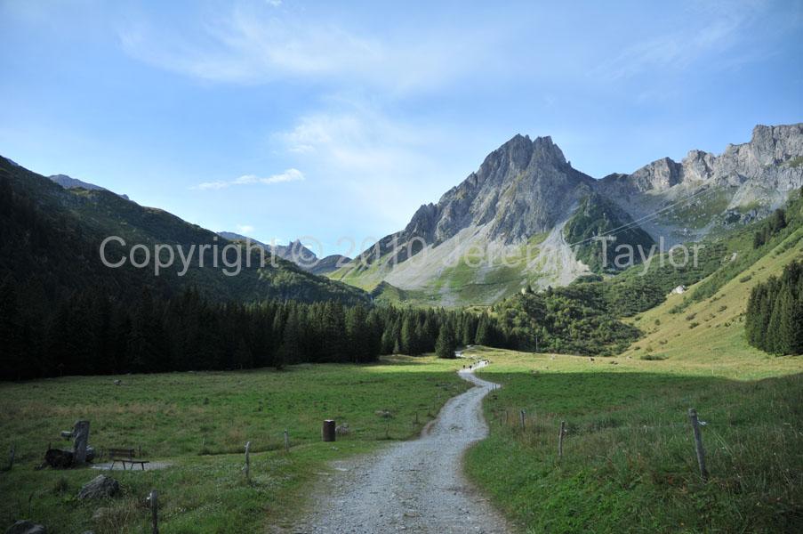 Tour de Mont Blanc - Day 3