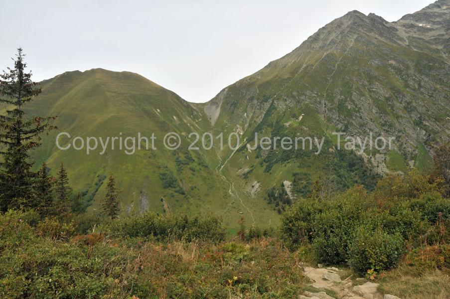 Tour de Mont Blanc - Day 4