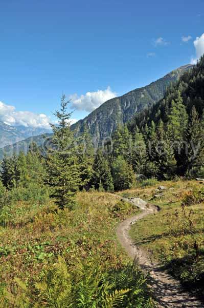 Tour de Mont Blanc - Day 7