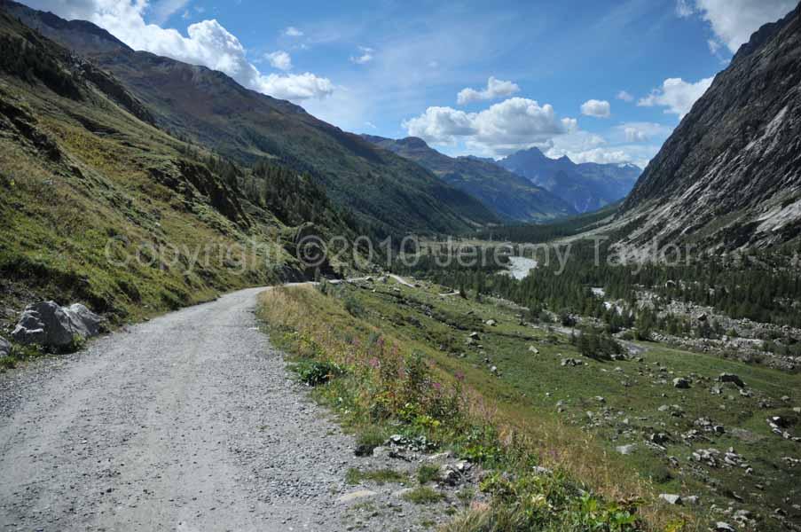 Tour de Mont Blanc - Day 9