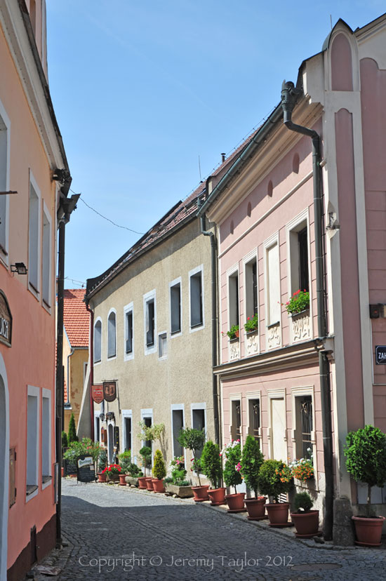 Tabor backstreets