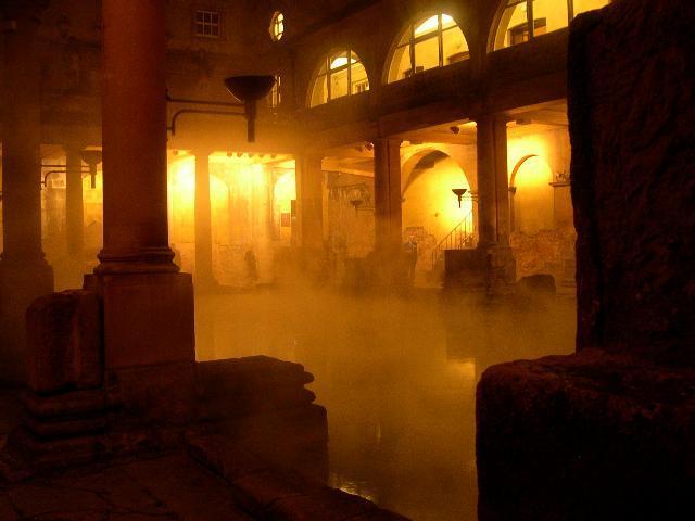 Roman Baths photo
