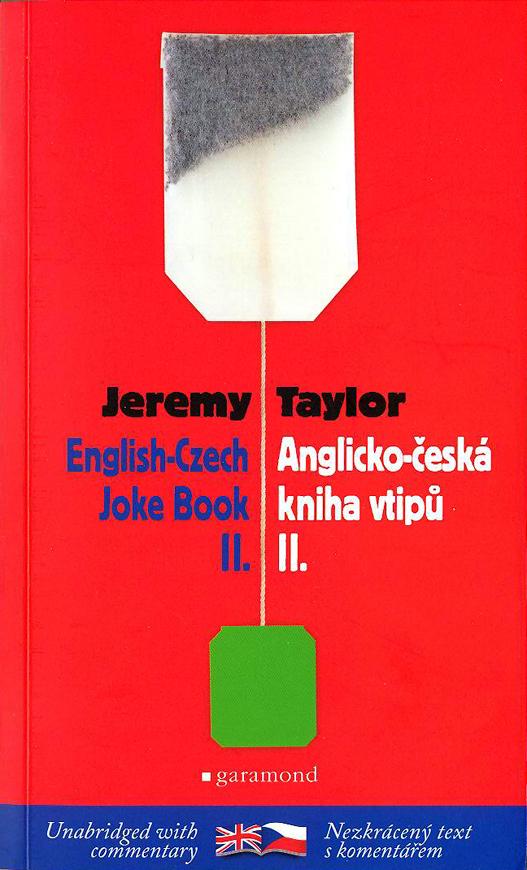 English Czech joke book 2 cover