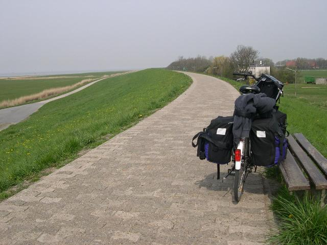 Path to Cuxhaven