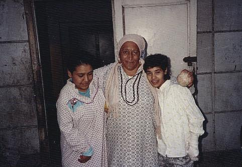 Cairo orphanage