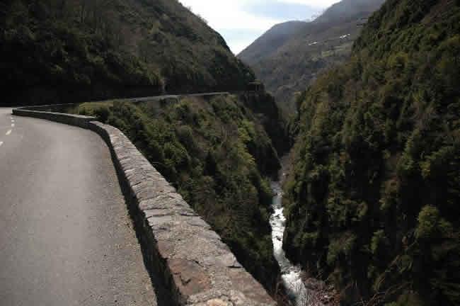 Road to Gavarnie