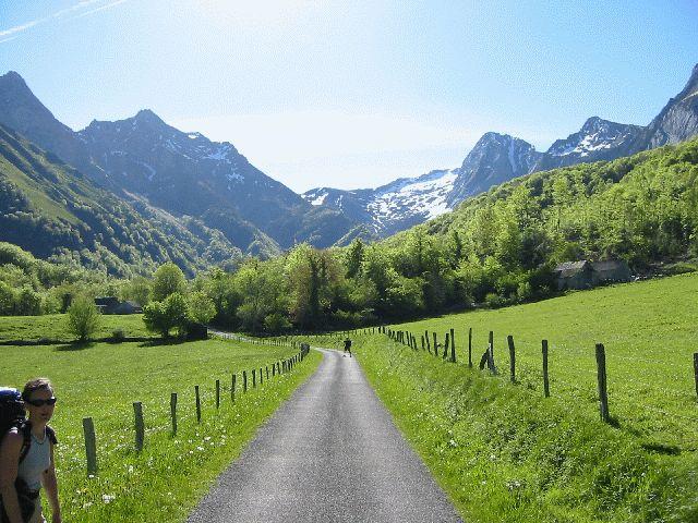 Accous hike