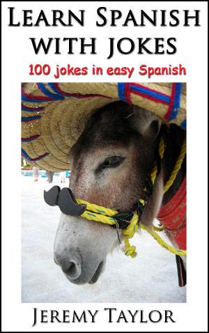 Learn Spanish with Jokes w300