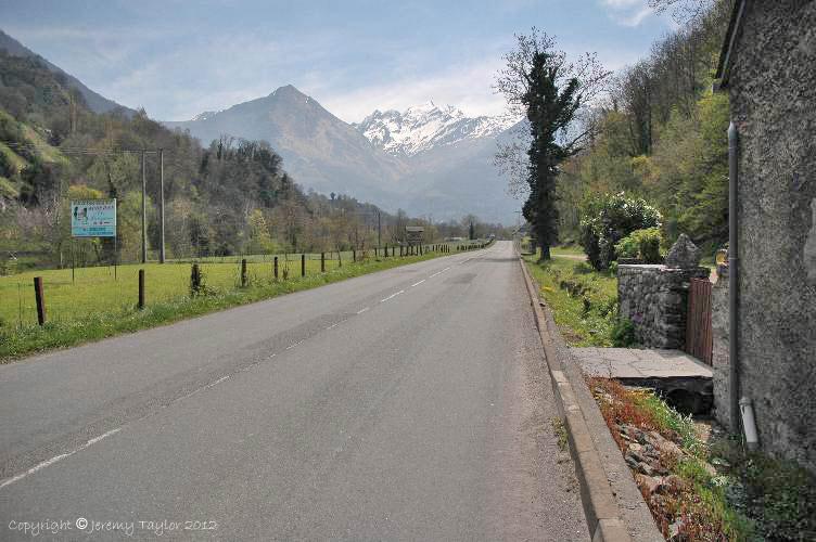 Tourmalet cycling