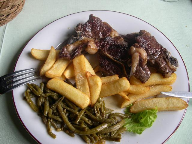 mutton in France