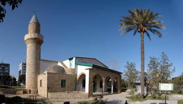 mosque in Nicosia