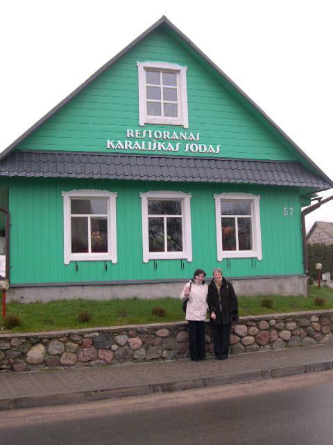 Trakai restaurant