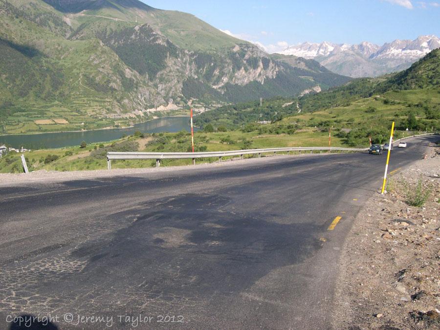 Spanish Pyrenees - Pic de Midi Ossau