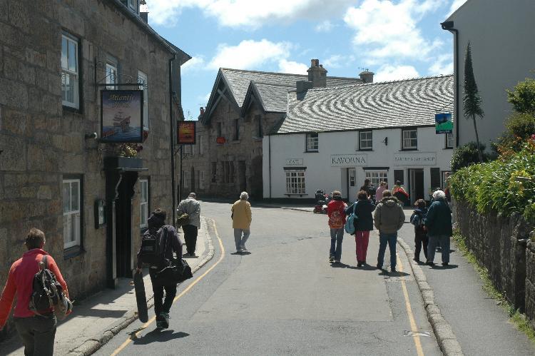Hugh Town