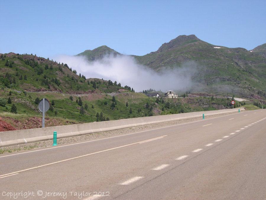Spanish Pyrenees - Col du Somport