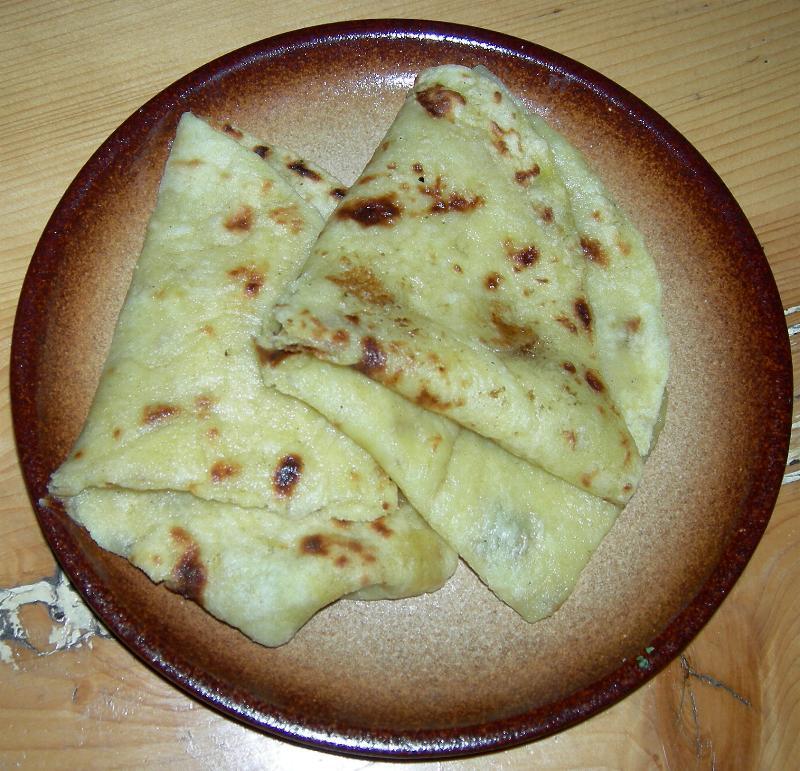 Slovak pancakes