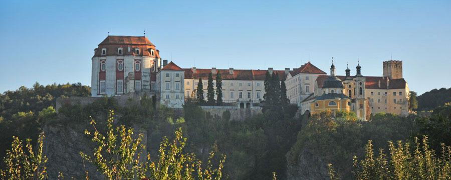 Vranov nad Dyji chateau