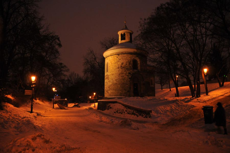 Vysehrad chapel