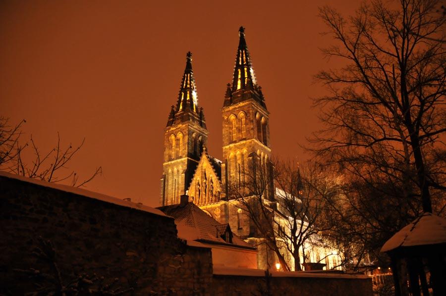 Vysehrad Church