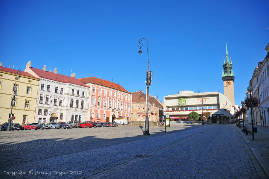 Znojmo Square